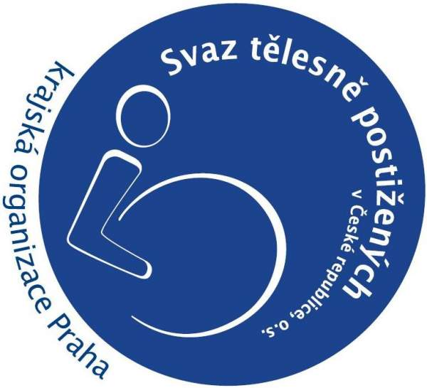 Svaz tělesně postižených logo