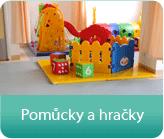 Pomůcky a hračky pro handicapované osoby