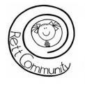 Rett comunity logo