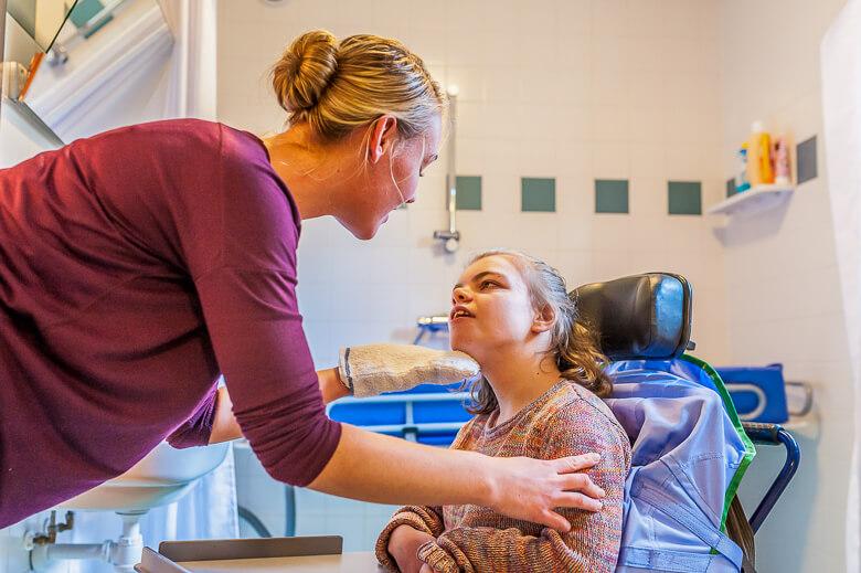 Desatero zásad v péči o dítě se zdravotním postižením