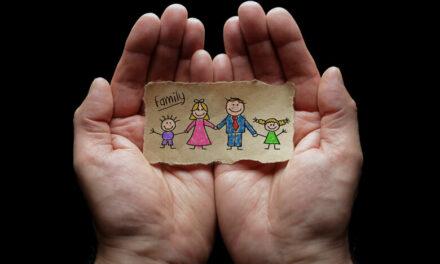 Rodina dítěte se zdravotním postižením