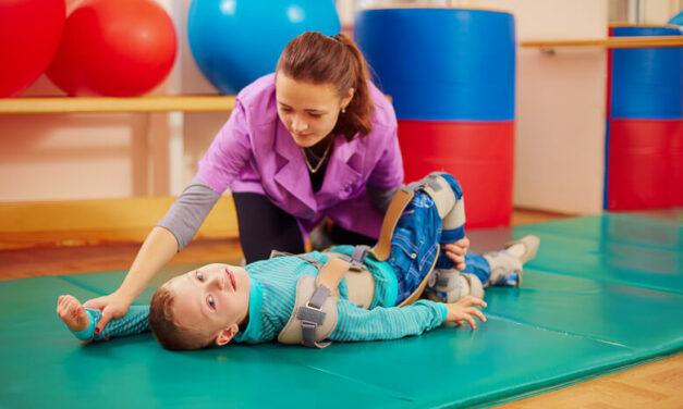 Rehabilitační péče pro zdravotně postižené