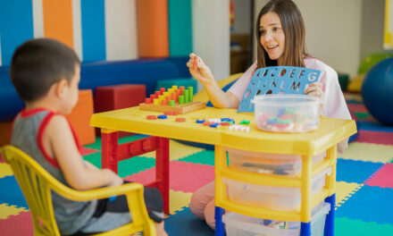 Speciální péče a předškolní příprava dětí se zdravotním postižením