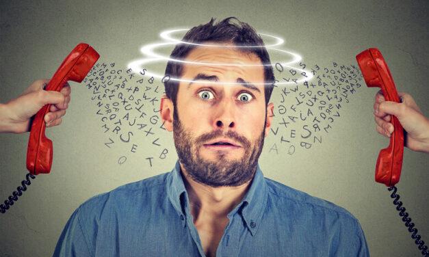 Jak na komunikaci ve stresu