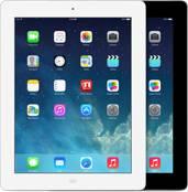 Tablet iPad retina displej