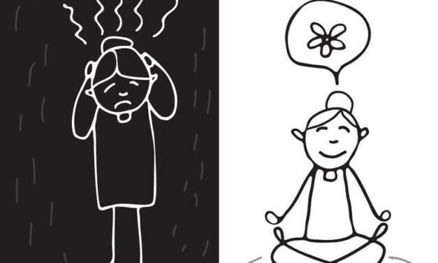Jak podporovat sama sebe vroli pečující osoby?