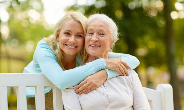 Jak začít s péči o babičku?
