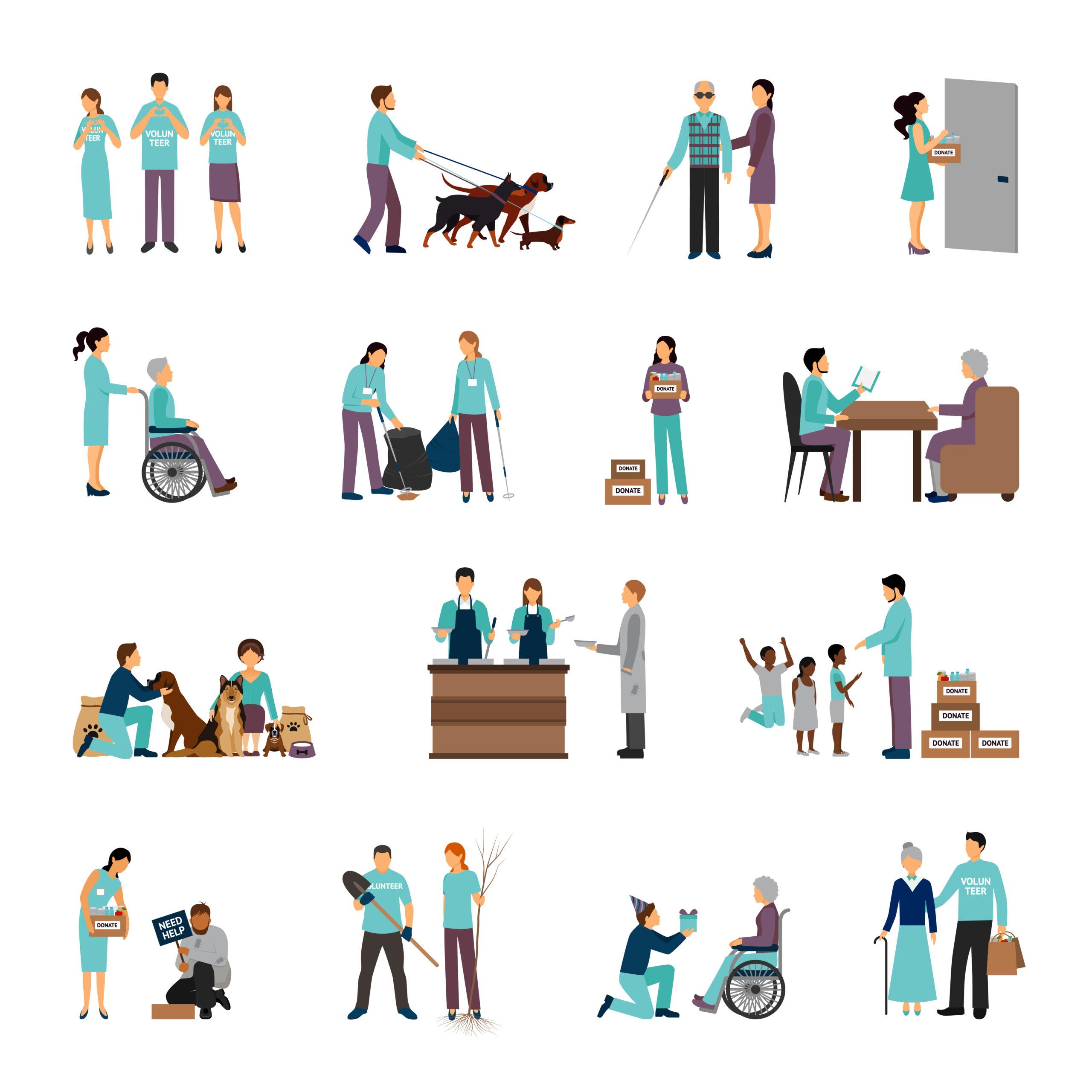 Jak a kdy může pomoci sociální pracovník na obci?