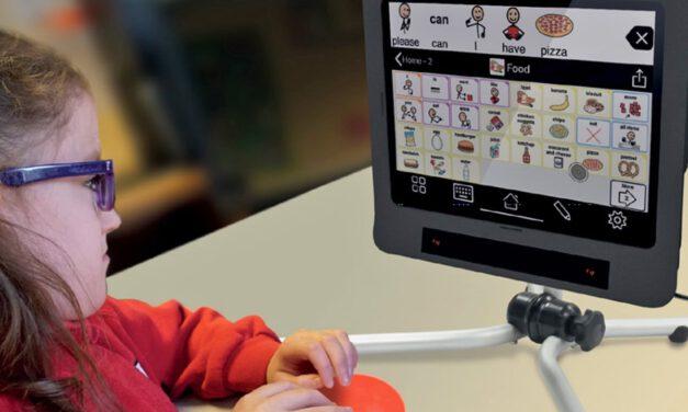Tablet iPad Pro je možné ovládat už i očima