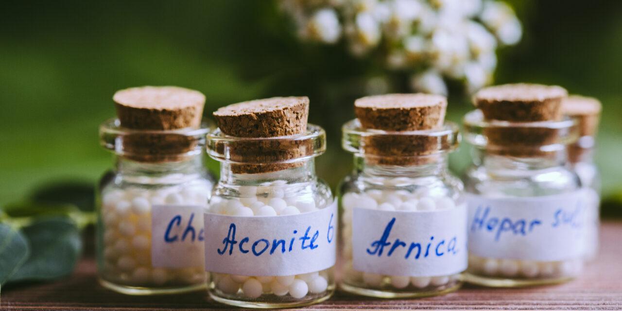 Praktické využití homeopatické léčby
