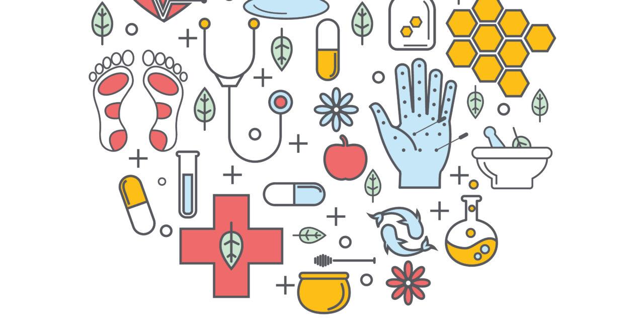 Možnosti péče o sebe – co je alternativní a komplementární medicína?