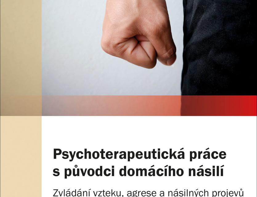 Psychoterapeutická práce s původci násilí – recenze knihy